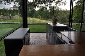 Glass and aluminium windows like SHEAR can install